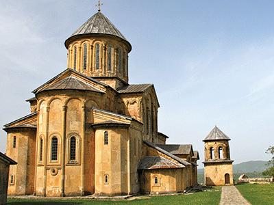 Гелатский-монастырь