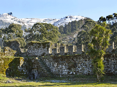 гонио-крепость