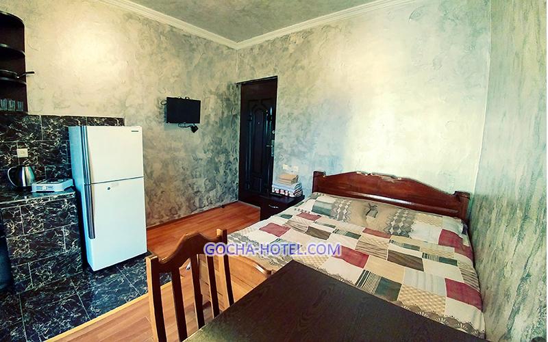 2-х комнатные апартаменты с кухней